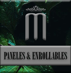PANELES & ENROLLABLES
