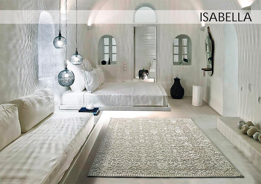 alfombra isabella