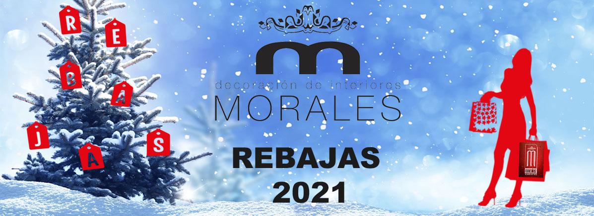 REBAJAS DECORACIÓN MORALES 2021