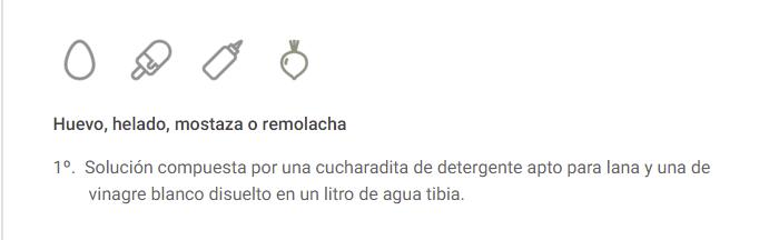 LIMPIEZA EN ALFOMBRAS DE HUEVO, HELADO, MOSTAZA...